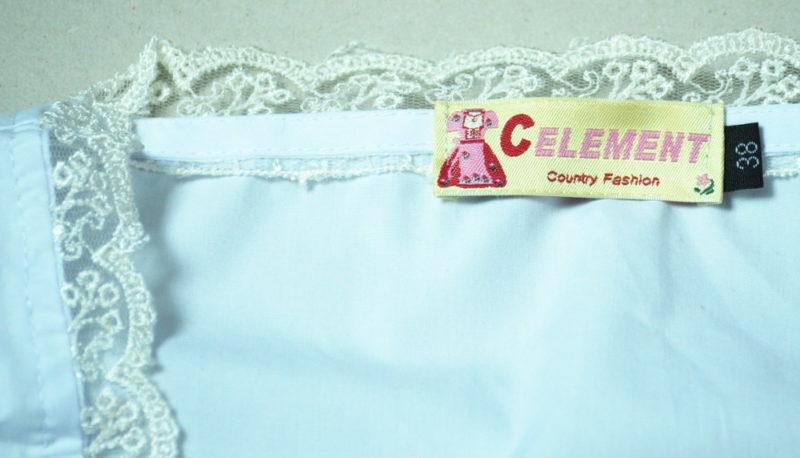 C Element Dirndlbluse